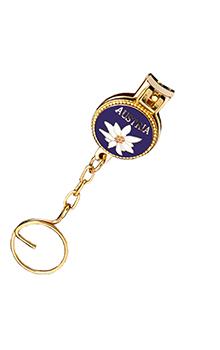 客製化圖樣指甲刀鑰匙圈